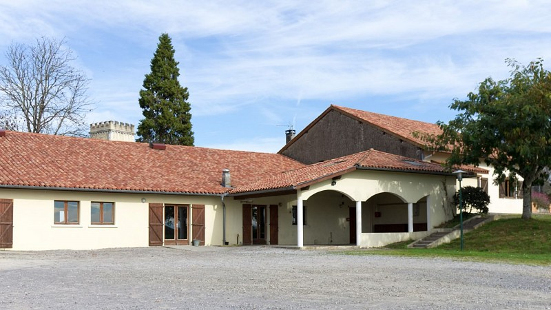 Gaas Salle Forsans-GC