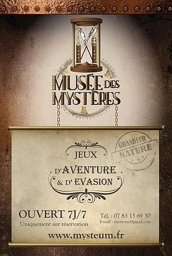 Le Musée des Mystères 6