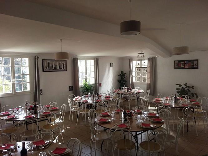 Salle Châtaignier - Château Marith - 02