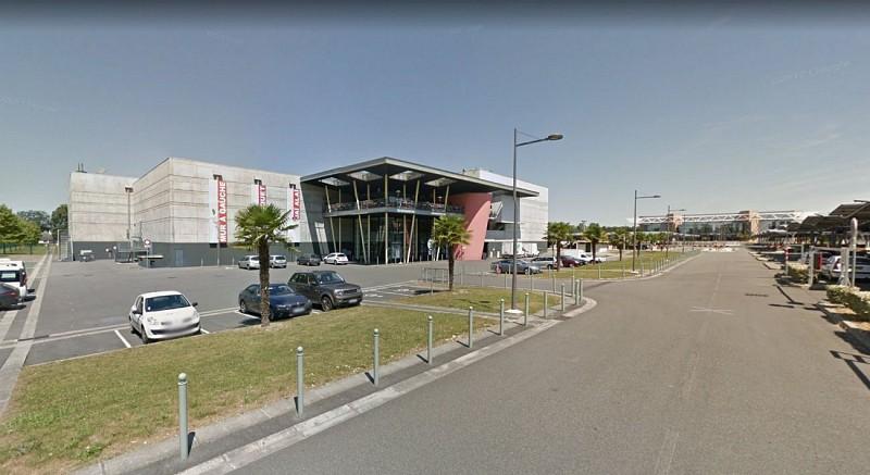 Complexe de pelote - Pau - Extérieur