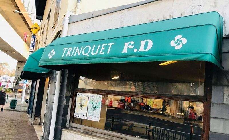 Trinquet de la Negresse Biarritz devanture2