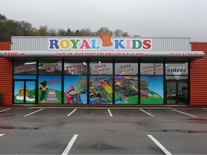 Royal Kids - Lescar - extérieur
