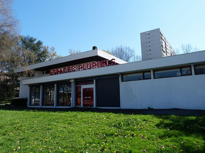 Espaces Pluriels - Pau - Façade 1