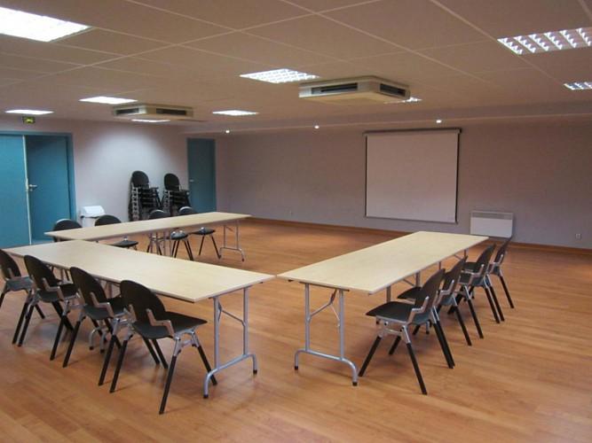 Salles de sous-commission A. d'Abaddie - Hendaye Tourisme