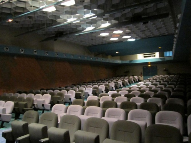 Auditorium Antoine d'Abbadie - Hendaye Tourisme