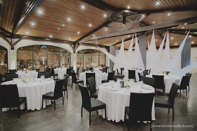 Domaine du Cinquau - Artiguelouve - salle de  mariage