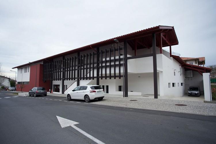 Salle Larreko 1