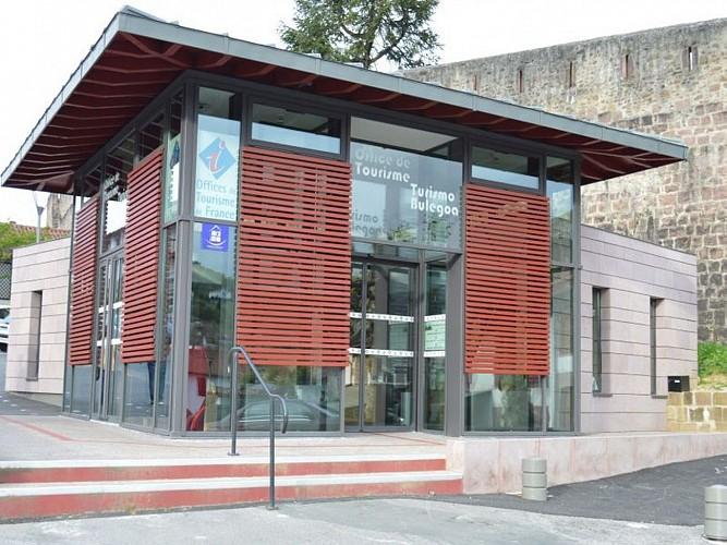 Office de tourisme de Saint Jean Pied de Port - façade
