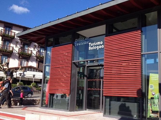 Office de tourisme de SAint Jean Pied de Port - entrée