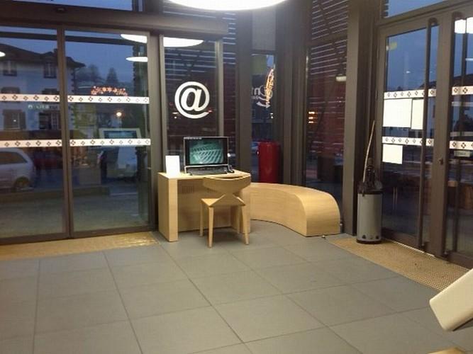Office de tourisme de Saint Jean Pied de Port - accès internet