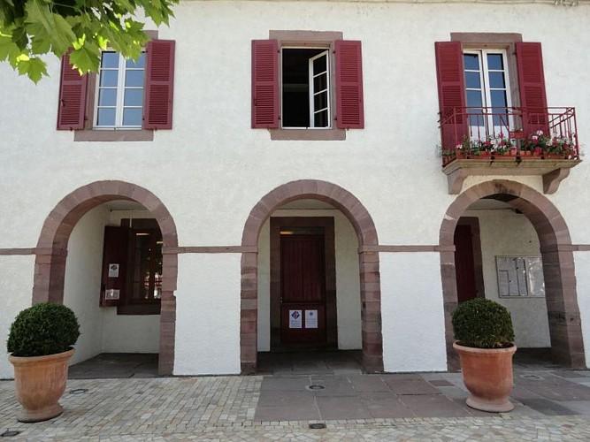 Office de tourisme de Saint Etienne de Baïgorry - façade
