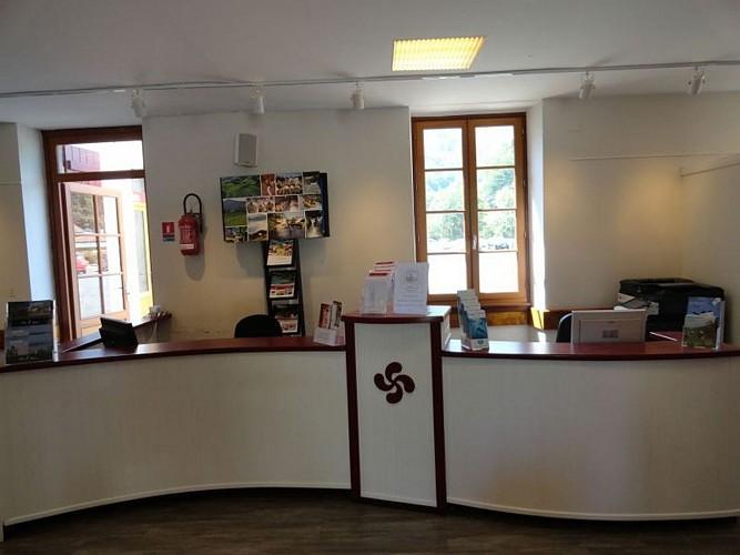 Office de tourisme de Saint Etienne de Baïgorry - bureaux accueil