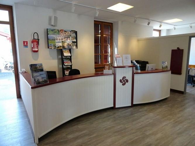 Office de tourisme de Saint Etienne de Baïgorry - accueil public