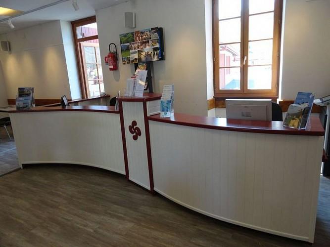 Office de tourisme de Saint Etienne de Baïgorry - accueil