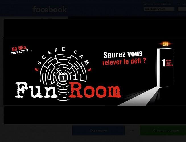 Fun Room - Lons  - enseigne