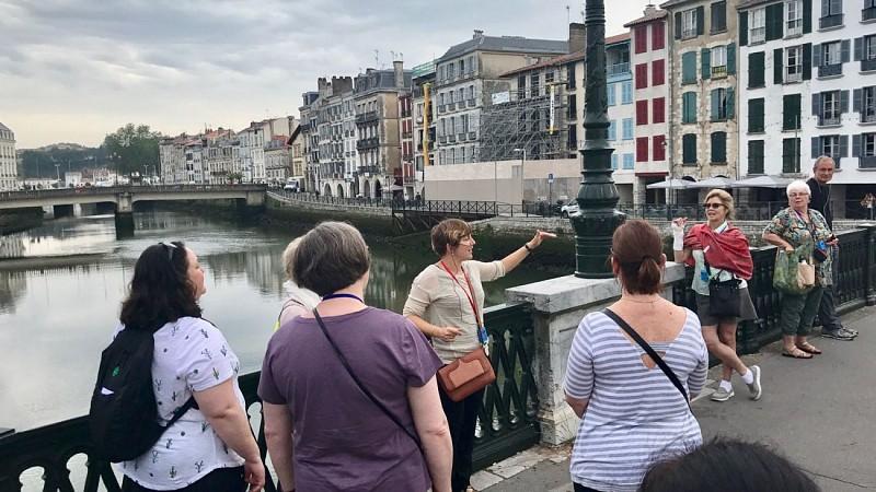Argibili-excursions en minibus Pays Basque