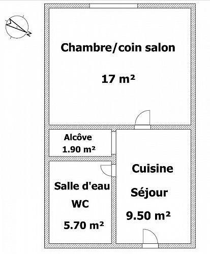 LA BOUSSOLE - LE HAUBAN