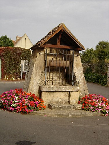 The water well