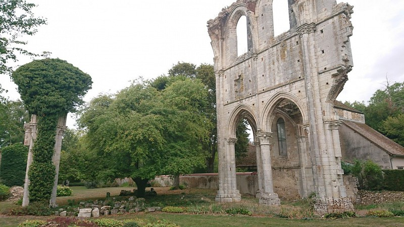 Ruines-de-l-abbaye---Kassa-Wondwossen