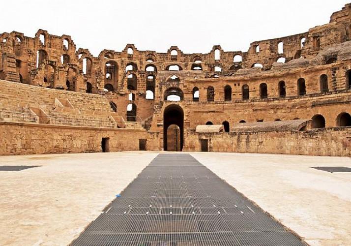 Billet coupe-file - Colisée, Mont Palatin, Forum Romain - Accès simplifié