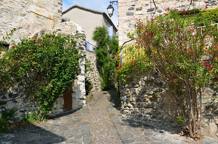 Saint-Vincent-de-Barrès: a village with outstanding character