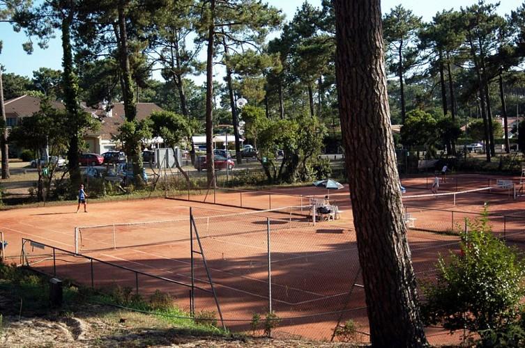 tennis-Christelle Malvesin-OT Biscarrosse