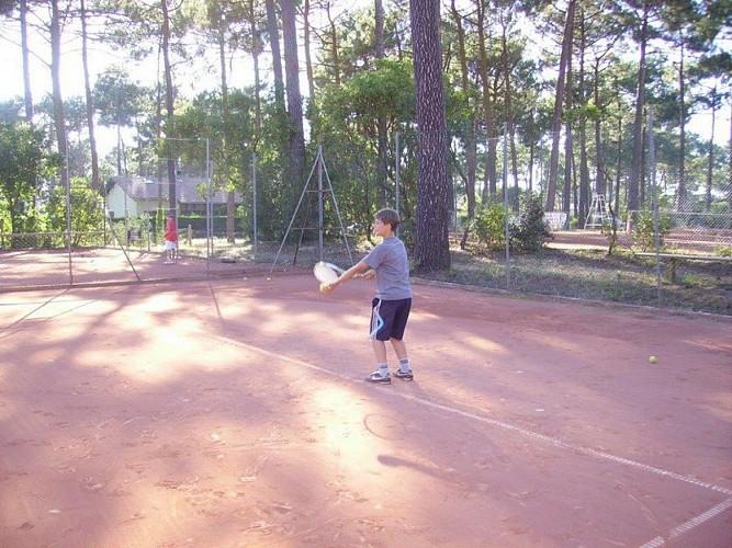 Tennis club Biscarrosse