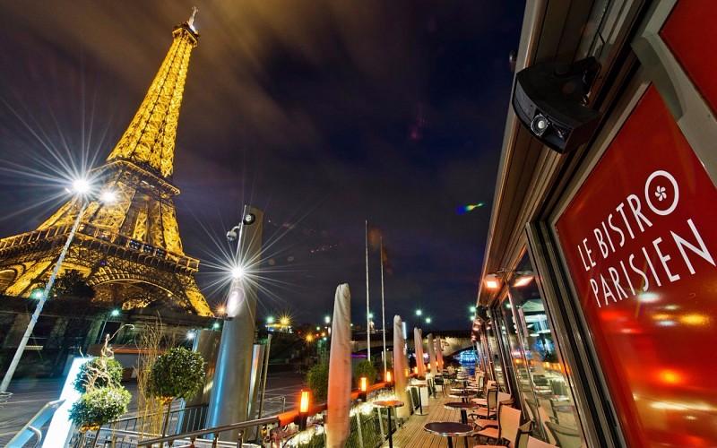 City of Lights: Paris After Dark Sightseeing Cruise