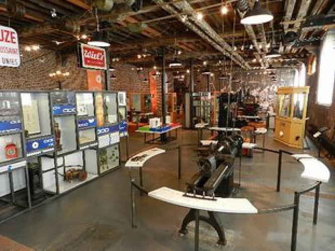 Exposition permanente du Musée bruxellois des industries et du travail