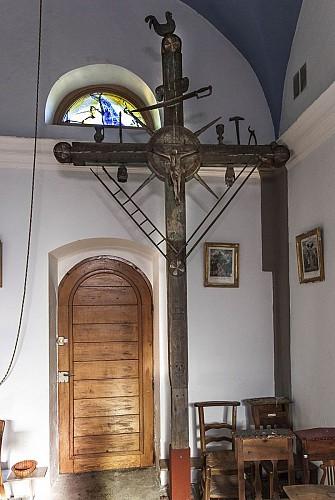 Chapelle de Cupelin