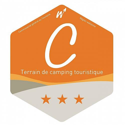 Camping du Domaine provincial de Wégimont