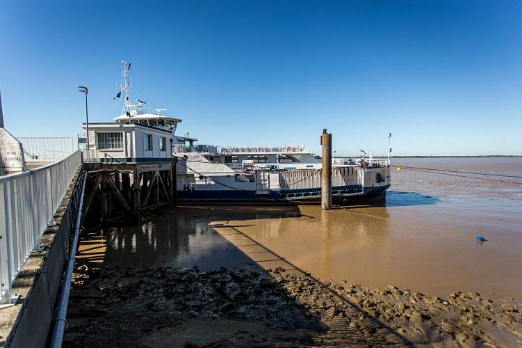 Blaye - Port de Blaye (embarcadère)2