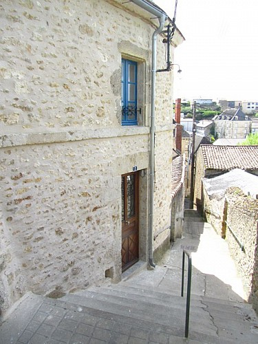 Entrée The Tower House