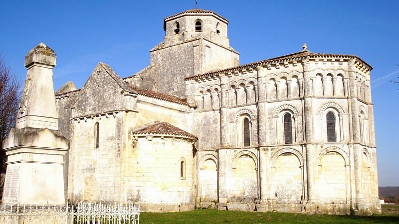 Eglise Notre-Dame de l'Assomption - Geay