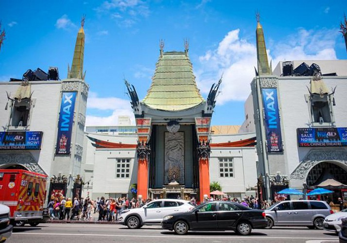 Visite guidée de Hollywood Boulevard (Walk of Fame) - En français