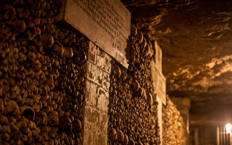 Catacombs Skip-The-Line Ticket With Audioguide