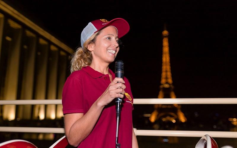 BigBus Paris: 1 Day Hop-On-Hop-Off Sightseeing Bus & Night Tour