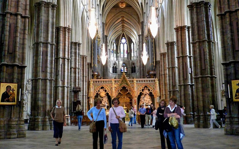 Westminster Abbey Guided & Houses of Parliament Audioguide Tour
